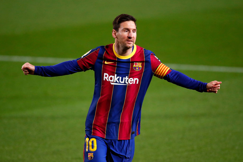 Resultado Barcelona vs Getafe por La Liga
