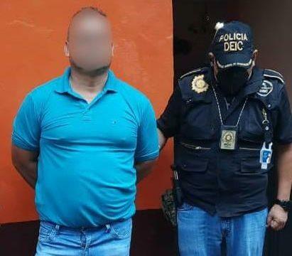 """Capturan a presunto miembro de estructura criminal """"Los H"""""""