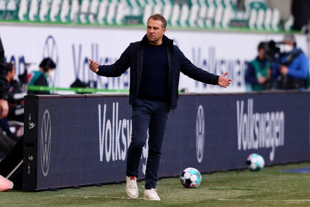 Hansi Flick dejará al Bayern Münich