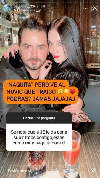 José Eduardo Derbez novia