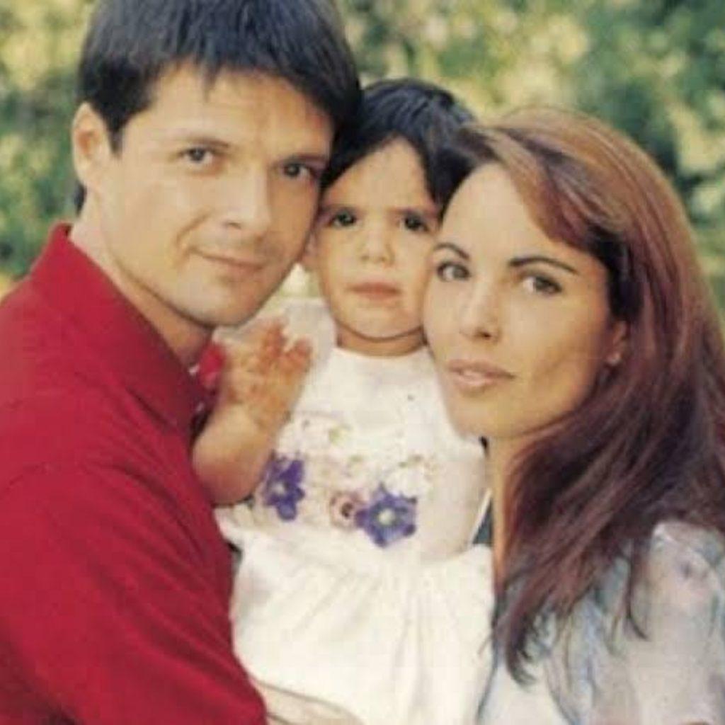 Mariana Levy y su hija