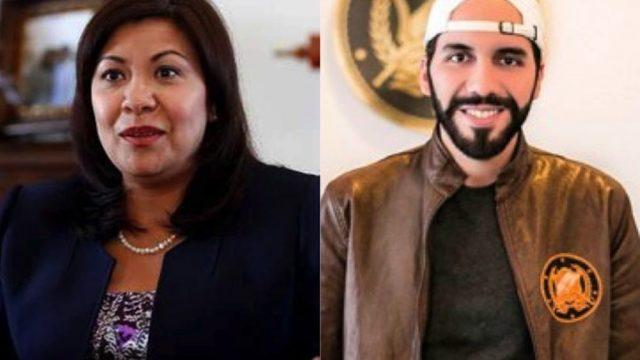 La congresista estadounidense Norma Torres y el presidente de El Salvador, Nayib Bukele, discutieron con relación a la migración y sus causas.