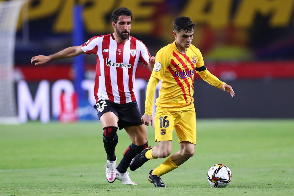 Final de la Copa del Rey Athletic de Bilbao vs Barcelona