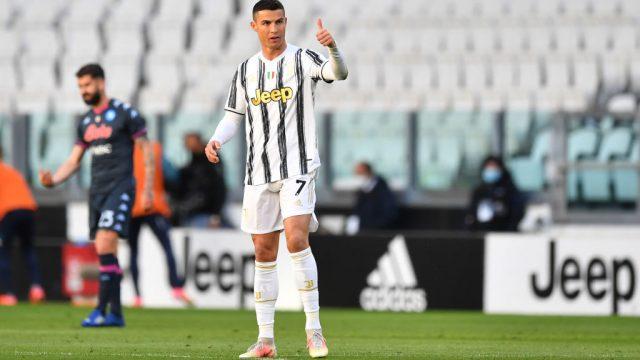 Triunfo de la Juventus sobre el Napoli