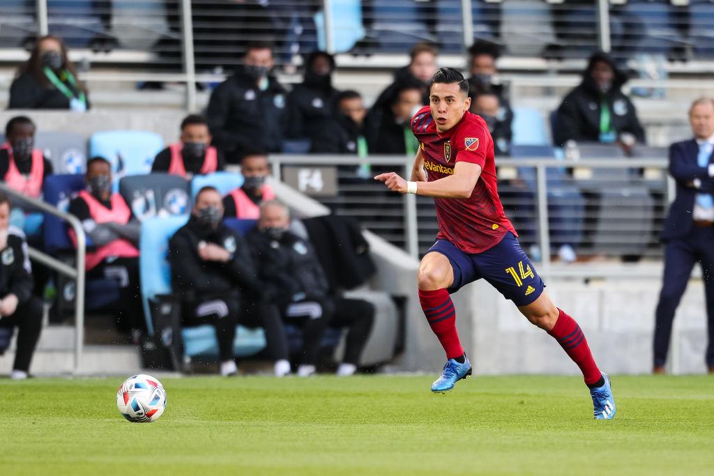 Rubio Rubin integrará la Selección Nacional