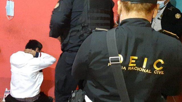 capturan a pandilleros del Barrio 18 implicados en cobro de extorsiones