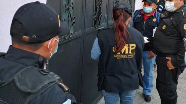 Capturan a implicados en caso de corrupción en el Ministerio de Salud