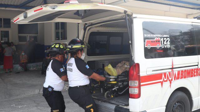 Cuatro heridos tras ataque armado en zona 7 de Mixco