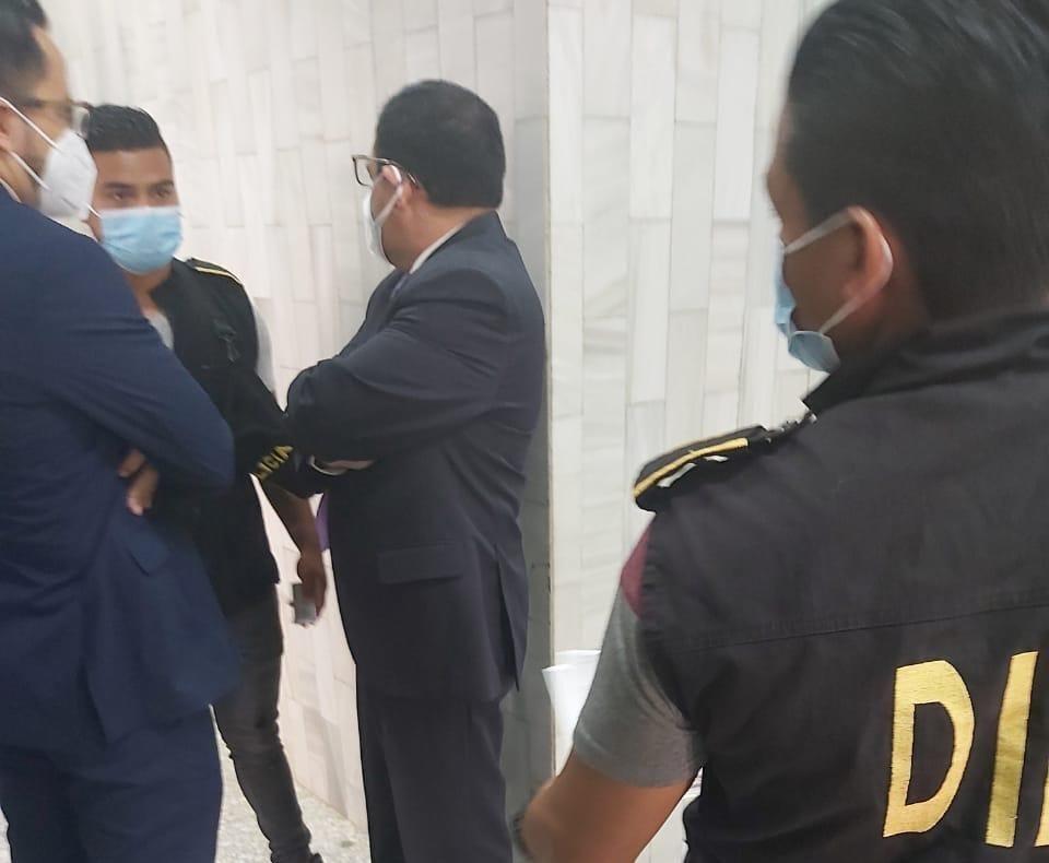 Capturan al exdiputado Carlos López, implicado en caso de plazas fantasma