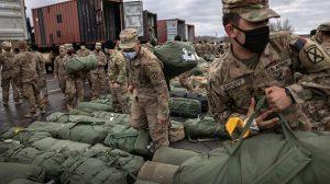 Tropas de Estados Unidos en Afganistán