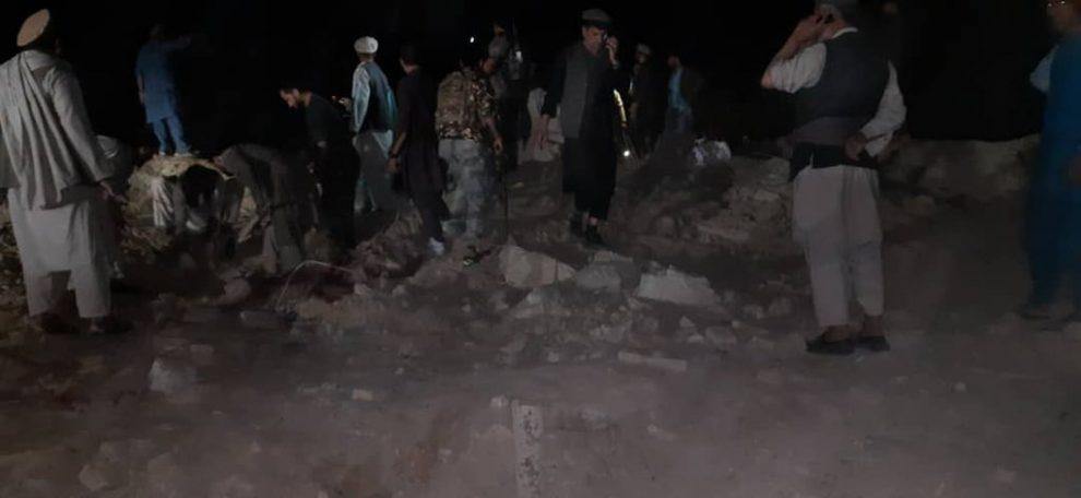 Atentado con carro bomba en Afganistán