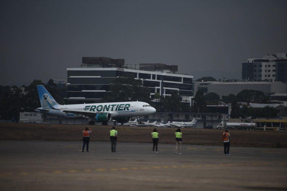 Frontier Airlines inaugura vuelos sin escalas entre Guatemala y Miami