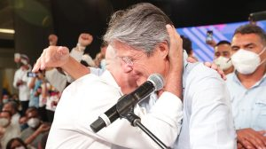 Guillermo Lasso, electo presidente de Ecuador