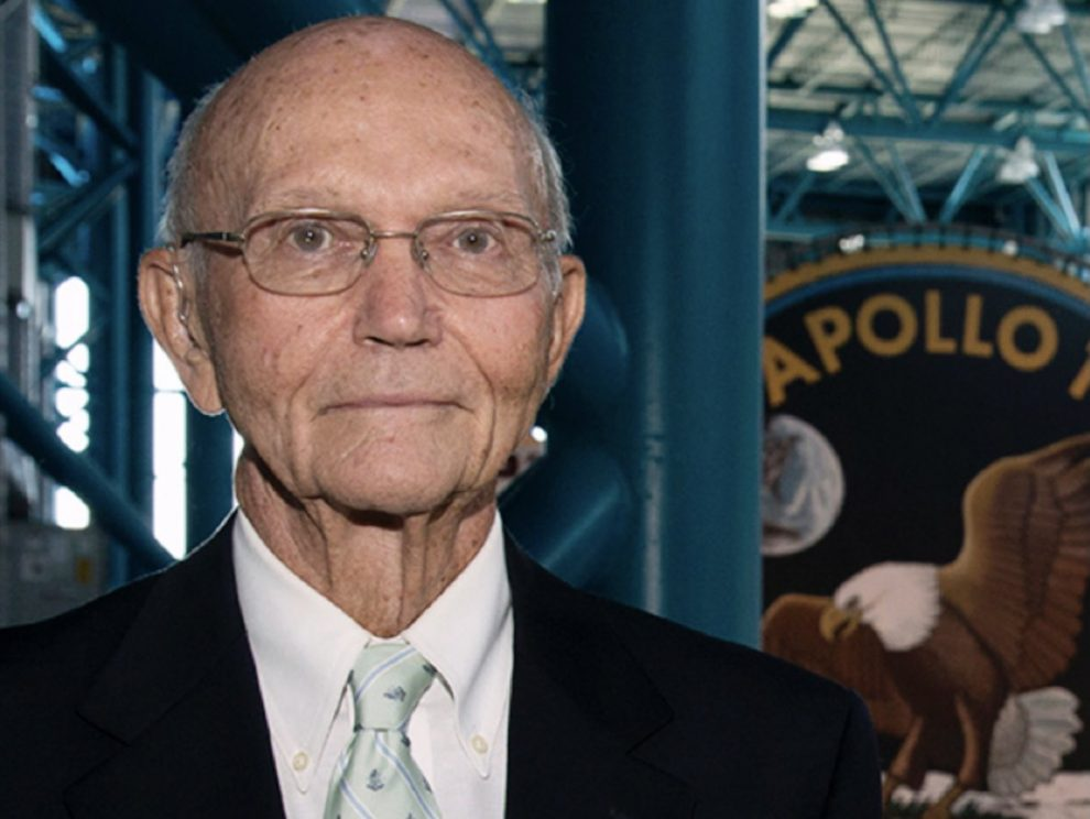 Michael Collins, astronauta estadounidense