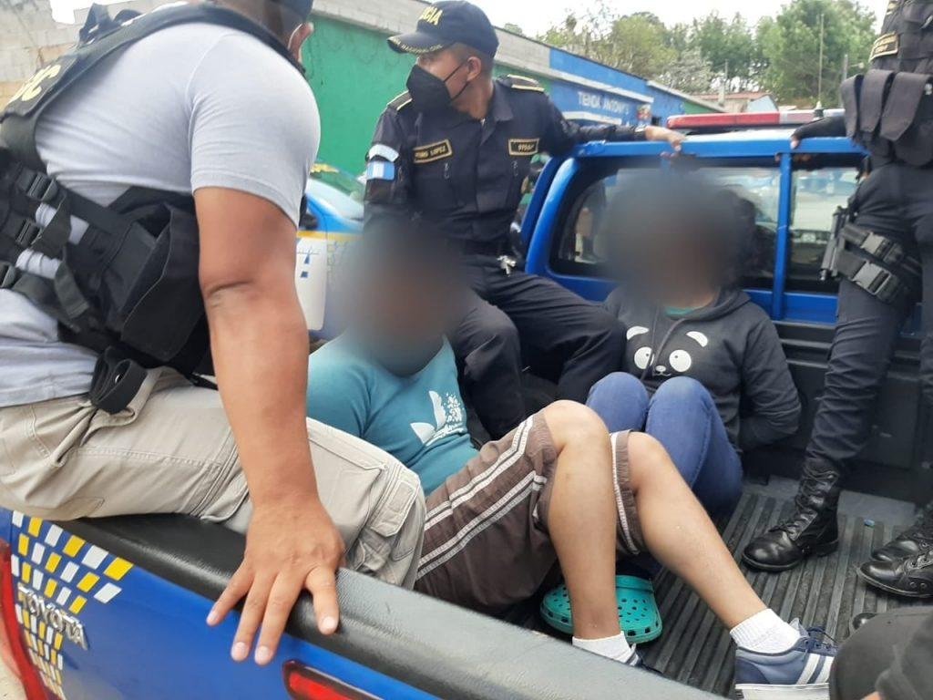 Recapturan a líder pandillero fugado de cárcel El Boquerón