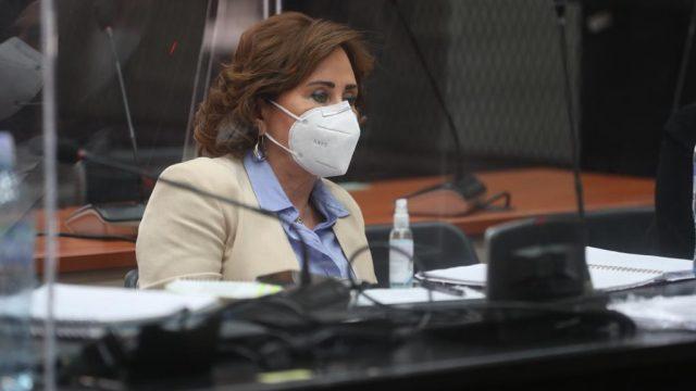 FECI pide revocar arresto domiciliario a Sandra Torres