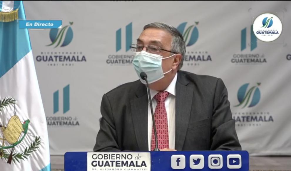 viceministro de hospitales, Francisco Coma.