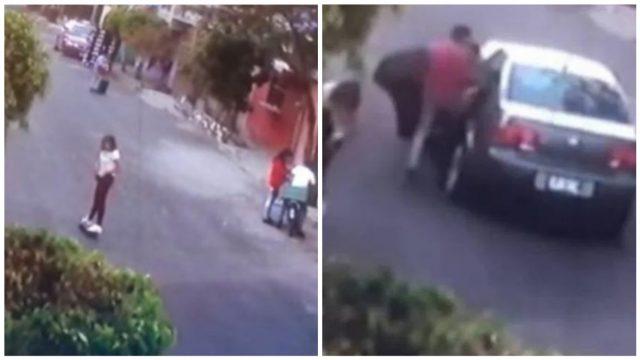 Hombre asalta a dos niños en Valle de Chalco, en México