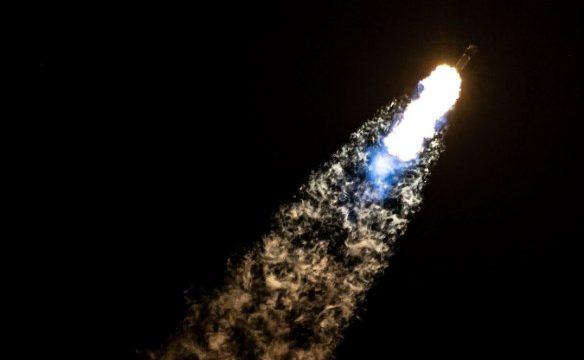 Tercera misión tripulada de SpaceX