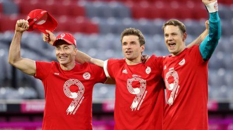 Bayern Münich logra un nuevo título en la Bundesliga