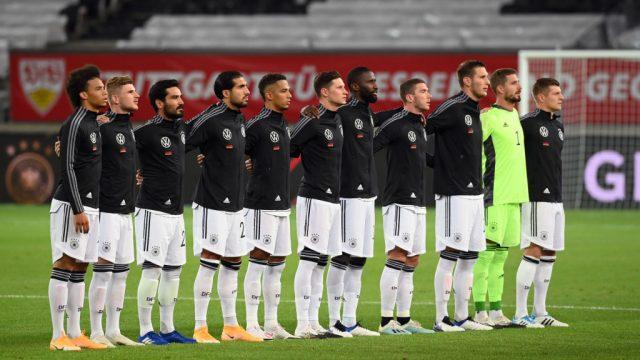 Convocados de Alemania para jugar la Eurocopa