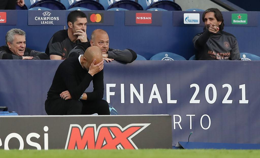 Pep Guardiola, final Champions League Chelsea vs City