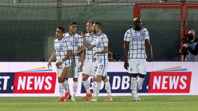 Inter campeón de la Serie A