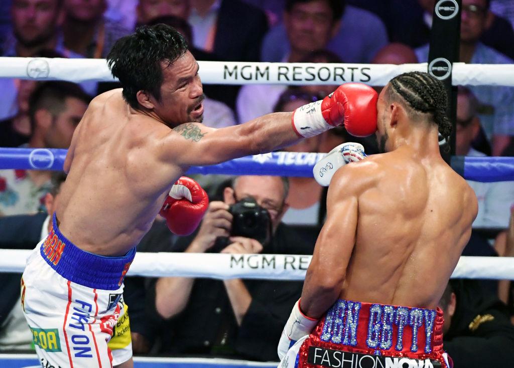 Pacquiao peleará contra Spence Jr.