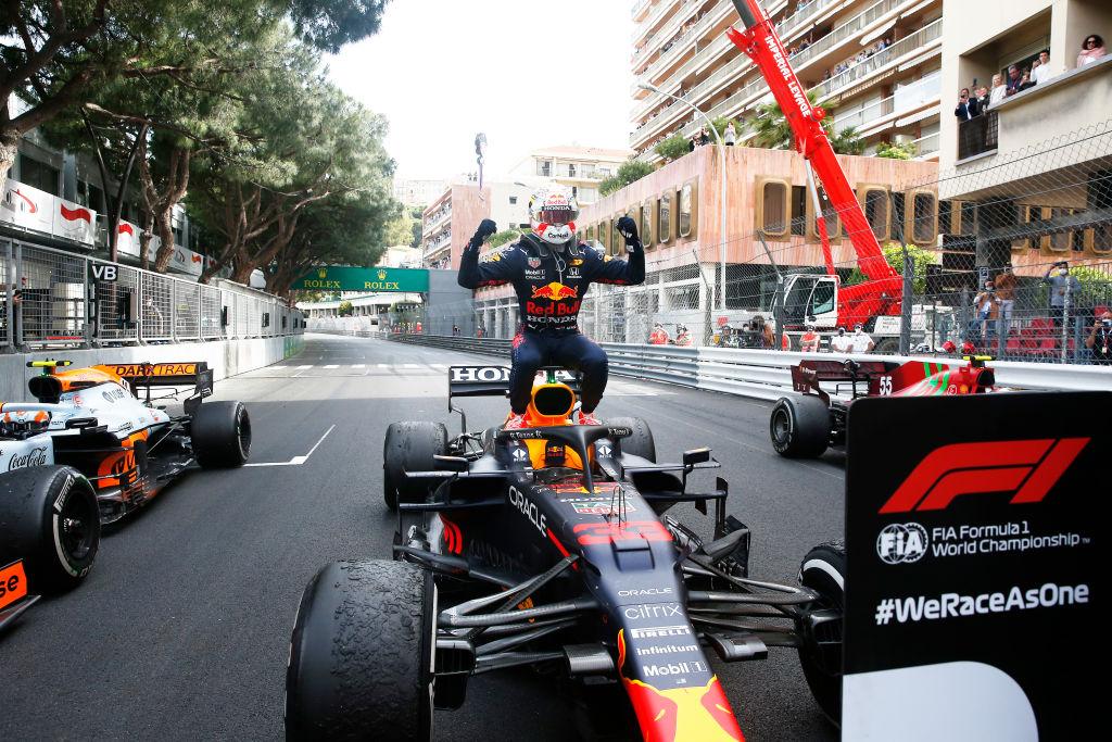 Max Verstappen gana GP de Mónaco