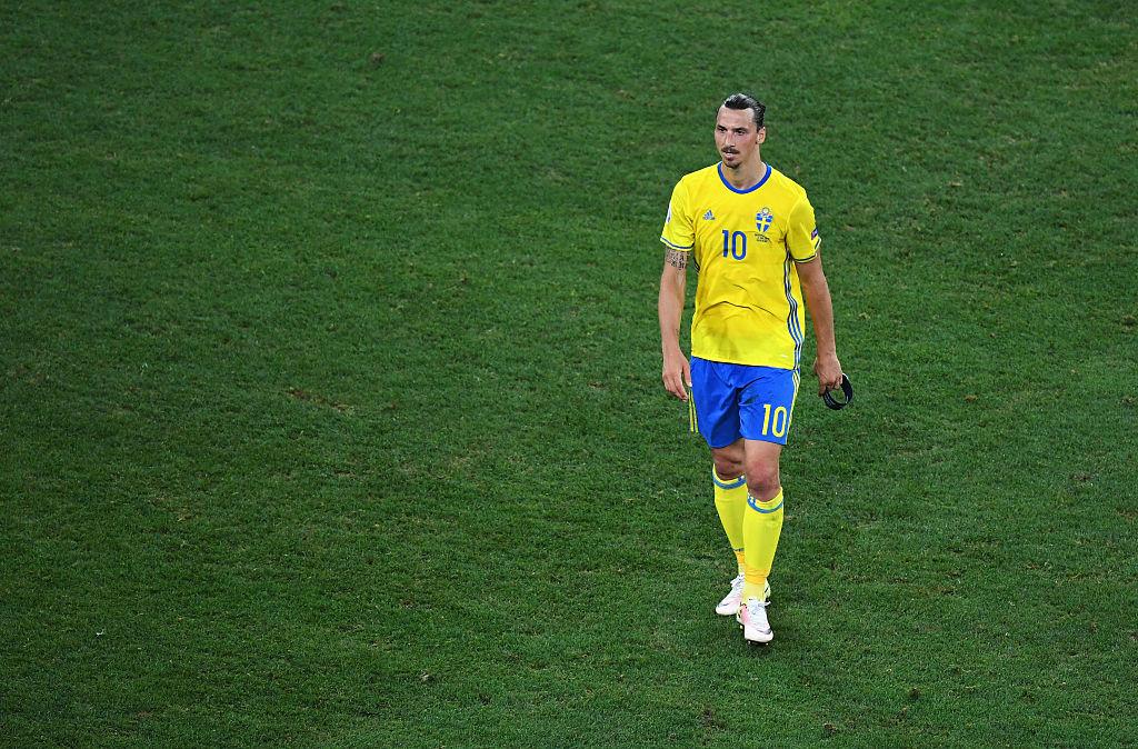 Ibrahimovic no jugará la Euro