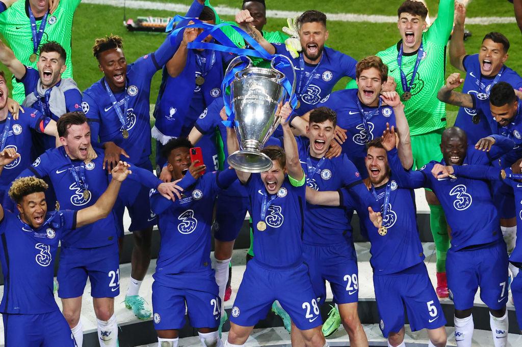 Chelsea campeón de la Champions League 2020-2021