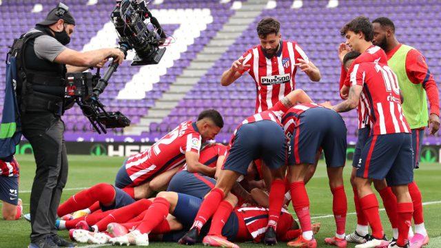 Atlético de Madrid campeón de La Liga 2020-2021