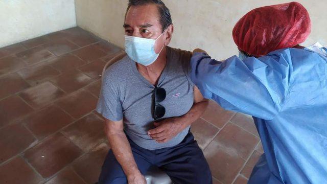 Segunda fase de vacunación contra el COVID-19.