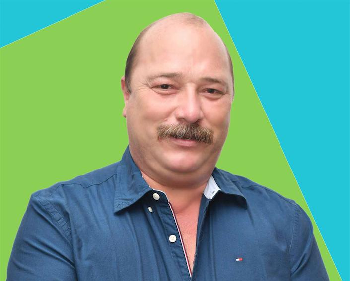 alcalde de Concepción Las Minas, Juan Vanegas