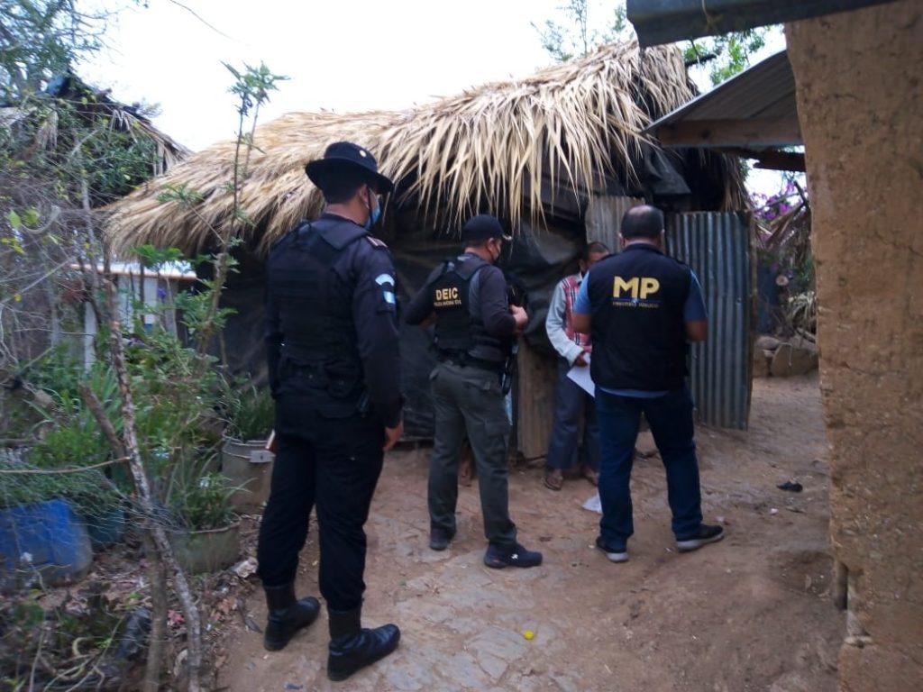 allanamientos por asalto contra personal del MInisterio Público