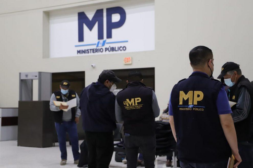 MP y PNC implementan el operativo Escudo Regional 2021