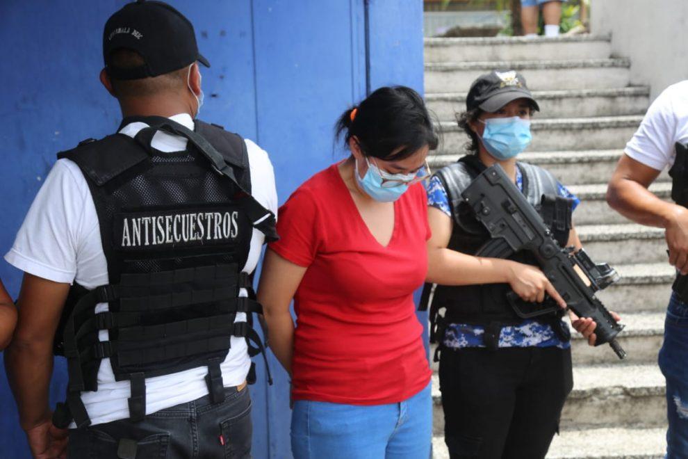 """Segunda mujer capturada de la lista de """"Los 100 más buscados"""""""