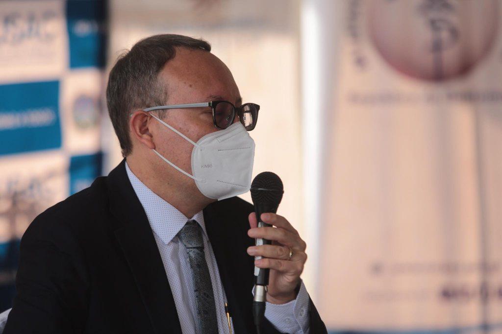 Covid-19: Inauguran puestos de vacunación en campus centra de la Usac