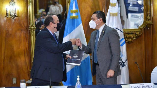 Comisión contra la Corrupción presenta primer informe trimestral de gestión de 2021