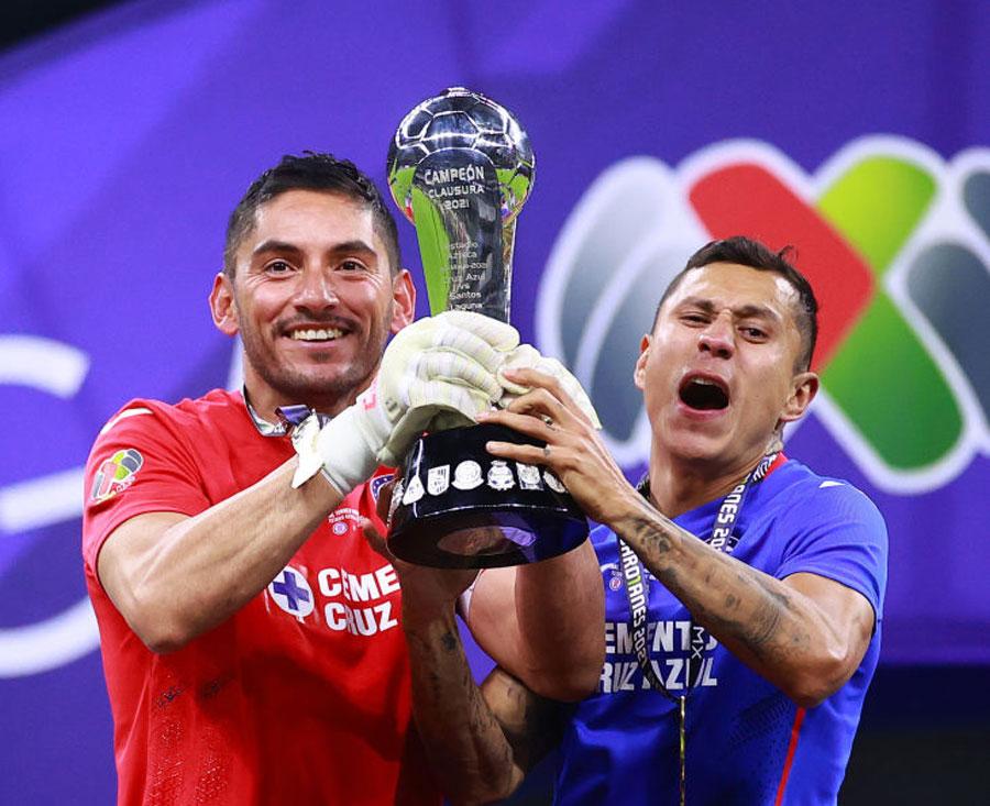 Cruz Azul se corona campeón de México