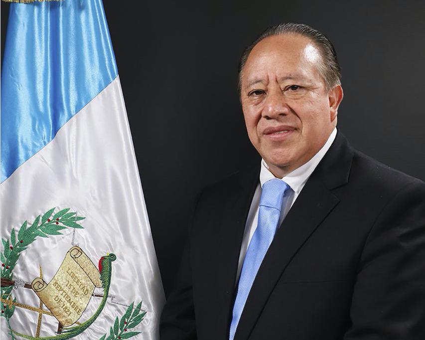diputado Rudy Wostbeli González Cardona