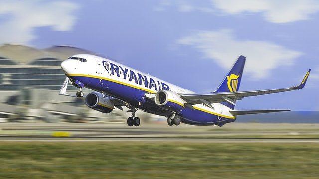 Vuelo de Ryanair