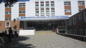 hospital Regional de Occidente, Quetzaltenango