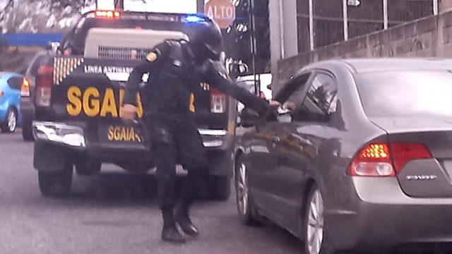 """Jhonatan Kevin Blanco Anavisca, alias """"Cabo Blanco"""", es detenido en Mixco"""