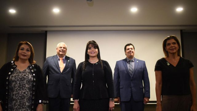 Junta directiva 2021-2022 de la Cámara Guatemalteca de Periodismo