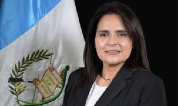 Leslie Samayoa asume como viceministra Técnica de Salud