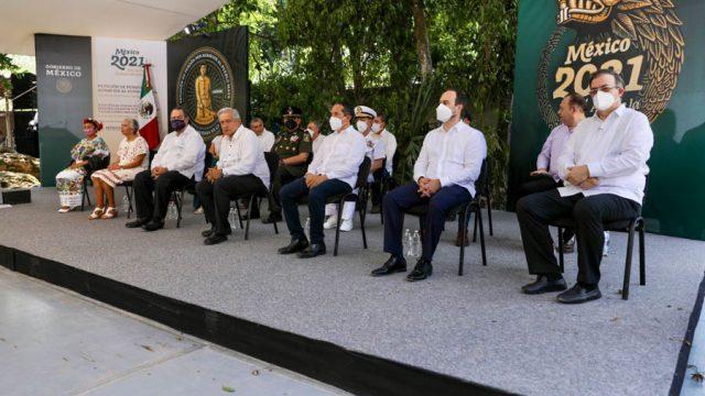 Alejandro Giammattei se reúne con Andrés Manuel López Obrador en México