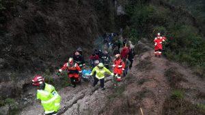 menor muere por lluvias en Patzún