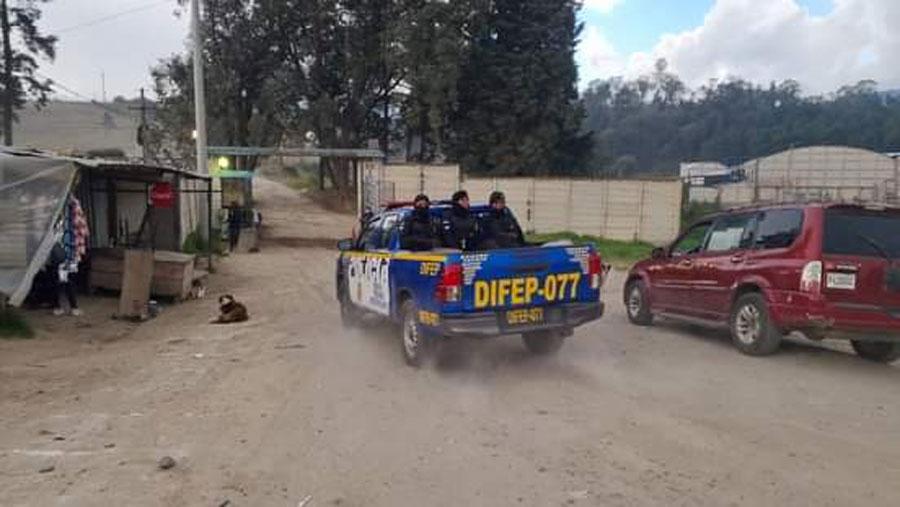 Varios muertos tras motín en cárcel de Cantel, Quetzaltenango