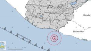 Temblor en Guatemala, hoy 12 de mayo de 2021